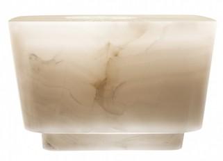 Bílý Onyx - koncovka na difuzér 2,5 litru Locherber Milano