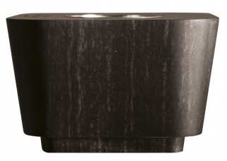 Rare Lid Dřevěná koncovka na 2,5 l difuzér - EBANO NERO, 1 ks