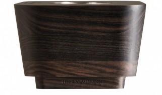 Rare Lid Dřevěná koncovka na 2,5 l difuzér - EBANO MACASSAR, 1 ks