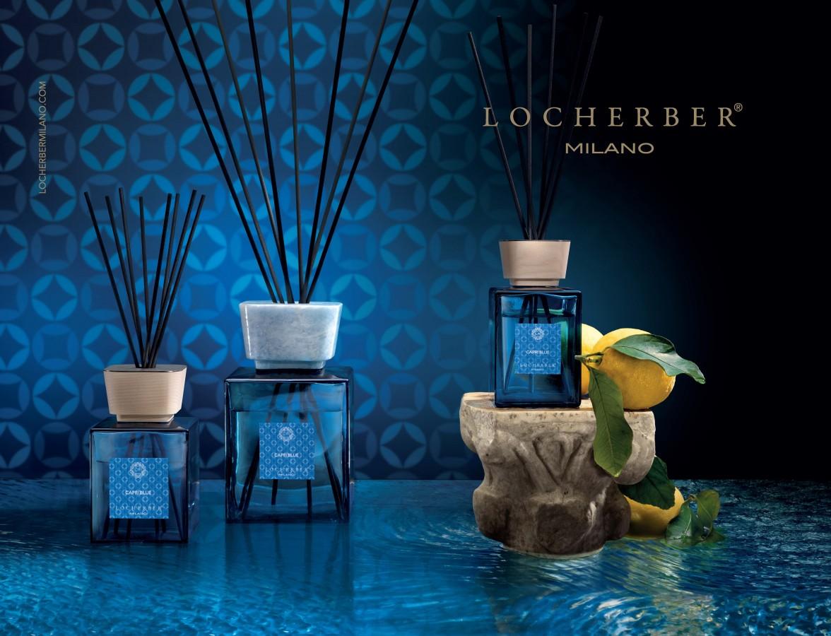capri blue by locherber milano