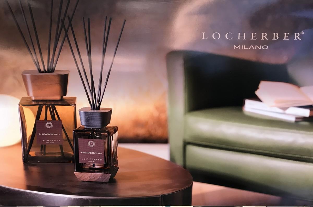 Rhubarbe Royale by Locherber Milano
