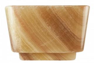 Rare Lid Kamenná koncovka na 2,5 l difuzér - ORANGE ONYX, 1 ks