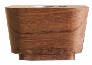Rare Lid Dřevěná koncovka na 2,5 l difuzér - BUBINGA, 1 ks